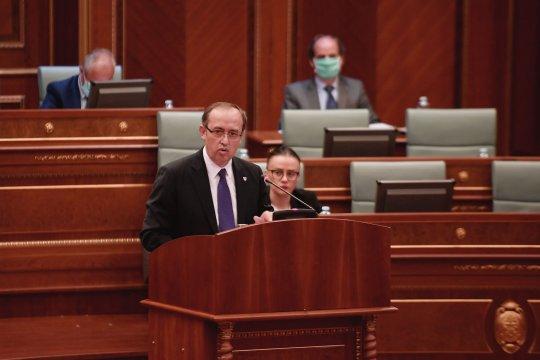 Премьер-министр Косово отказался от поездки в Вашингтон на переговоры с Вучичем