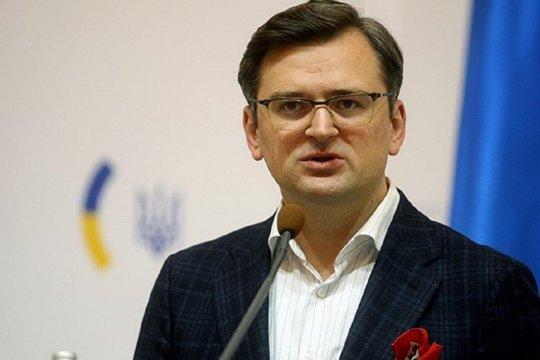 Глава МИД Украины заявил о готовности начать  переговоры с Лавровым