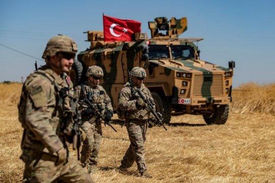 Спецназ ВС Турции направлен в Ирак