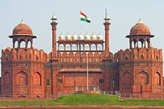 Индия в фокусе интересов России, Китая и США