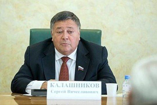 С. Калашников принял участие в заседании Комиссии ПАСЕ по социальным вопросам