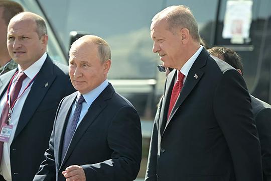 Столетие российско-турецких отношений