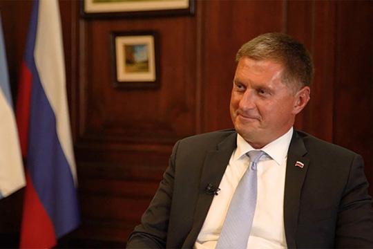 Россия и Аргентина продолжают насыщенный диалог в условиях пандемии