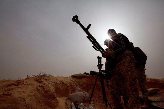 НАТО: испытание Ливией