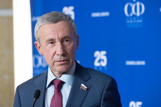 А. Климов: Странами Запада проводится целенаправленная политика вмешательства в отечественный конституционный процесс