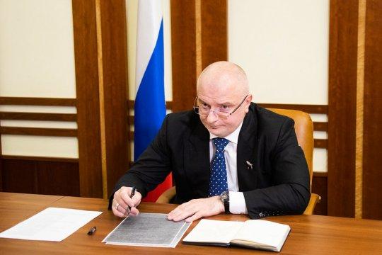 А.Клишас: правовой суверенитет России незыблем