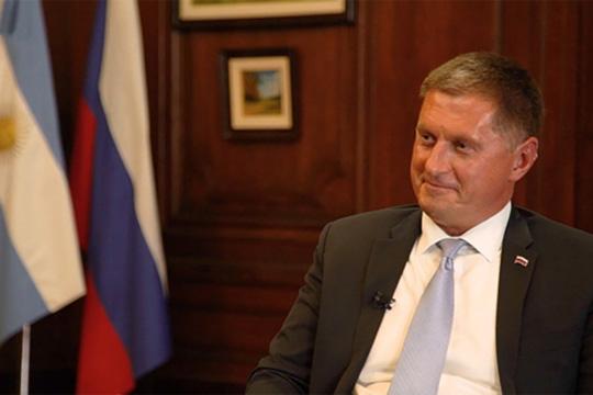 Посол РФ в Аргентине: «С сильной Россией не считаться невозможно»