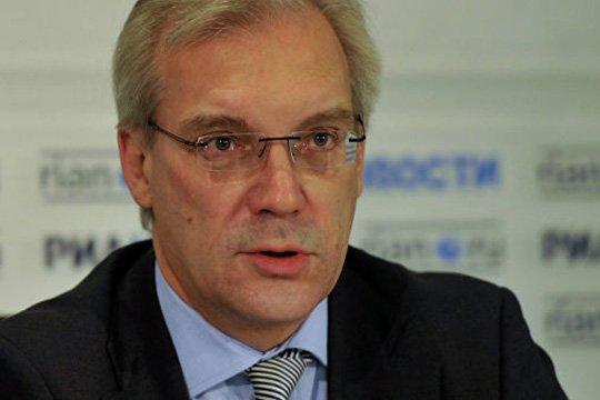 Грушко: в МИД России следят за планами США по переброске военных в Польшу