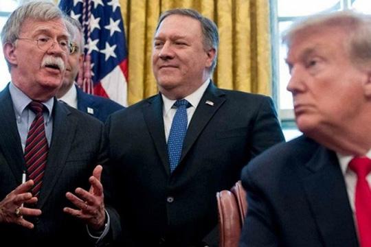 Хроники Государственного департамента США времен М.Помпео: «Охота на ведьм», как норма «новой» дипломатии