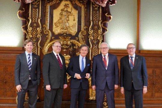 В Вене начались российско-американские консультации по вопросам стратегической стабильности