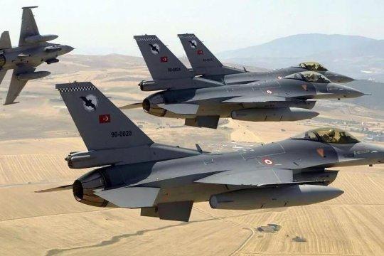 Турецкая армия начала операцию против курдов в Ираке