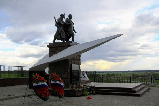 Рубеж обороны Москвы под Звенигородом: первая «большая» победа в Великой Отечественной