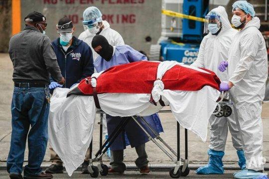 В США зафиксировали рекордное число новых случаев коронавируса нового типа