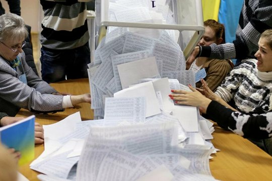 Украина: личные счёты и местные выборы (показания дает Давид Жвания)