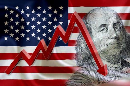 Экономика США рухнула во втором квартале на рекордную величину