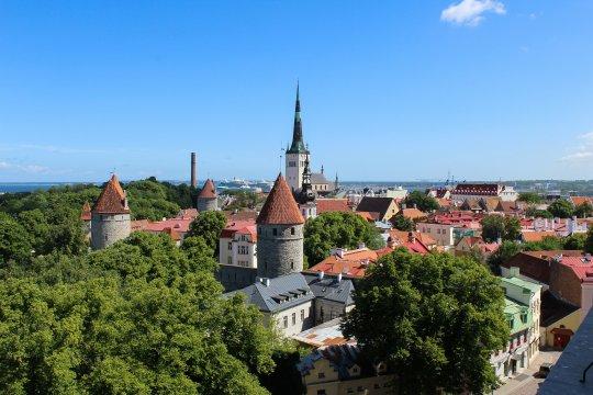Экономики стран Балтии: от транзитных маршрутов к периферии Евросоюза