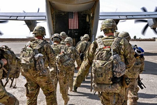 Уйти по-американски: вызовы и угрозы вывода военного контингента США из Афганистана