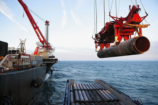 «Северный поток – 2»: немецкий бизнес требует контрмер против США