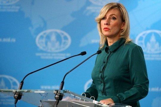 Мария Захарова: Россия и Китай – основные мишени западной информационной войны