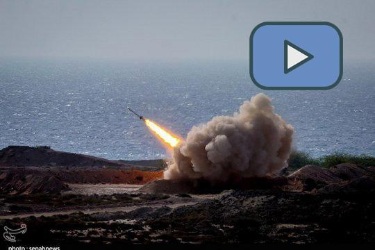Иранские военные осуществили запуск баллистических ракет во время учений