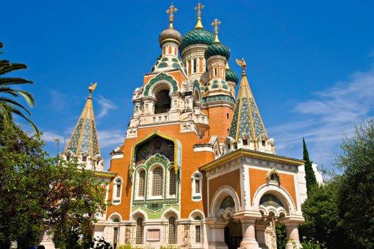 Православный собор в Ницце имеет шанс стать «любимым памятником Франции 2020»