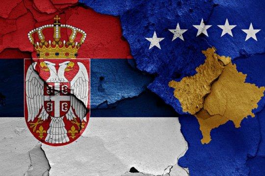 Лидеры Сербии и Косово встретились в Брюсселе