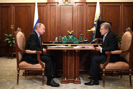 Путин назвал неясными перспективы открытия границ Европы для россиян