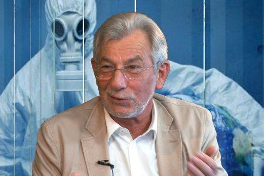 Академик Зверев: от создания вакцины до ее масштабного применения уходит около 4-5 лет