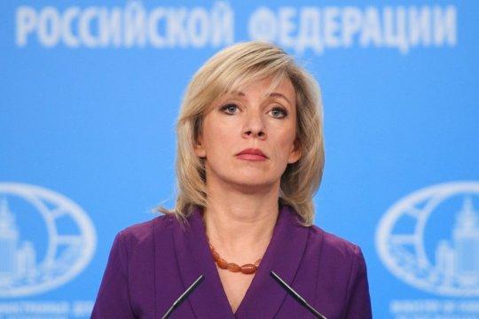 Мария Захарова: Кроме санкций, у США аргументов больше не осталось