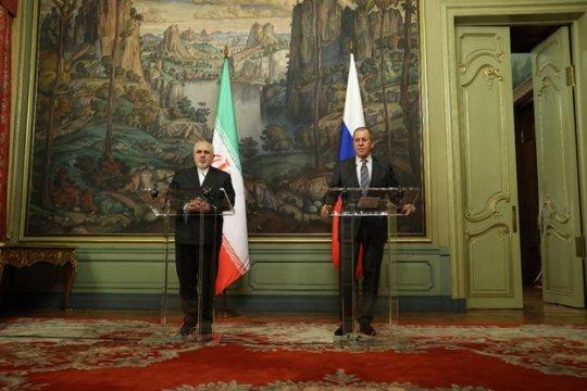 Иран и Россия считают астанинский формат единственным эффективным