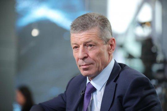 Козак вновь прибыл в Берлин для обсуждения урегулирования на востоке Украины