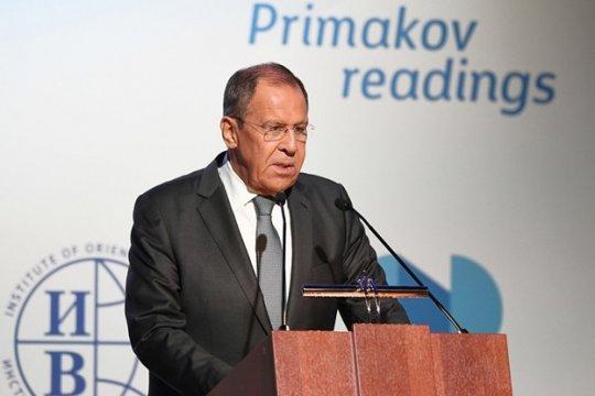 Примаковские чтения-2020: выступление Сергея Лаврова