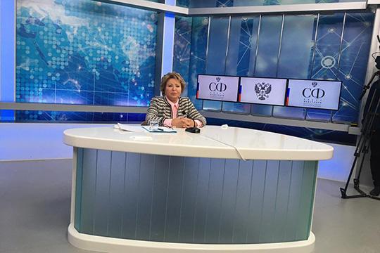 В.Матвиенко: «Мы всегда были и остаемся открытыми широкому международному сотрудничеству»