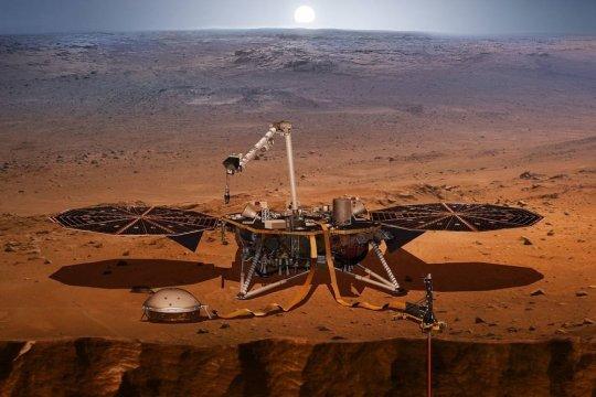 Марсомания: новая космическая гонка?