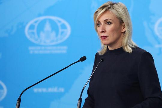 Захарова прокомментировала слова Лукашенко о задержанных в Белоруссии россиянах