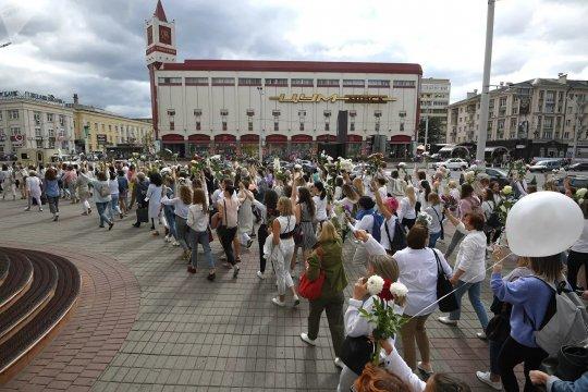 Выгода Украины от ситуации в Белоруссии