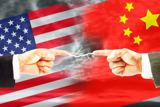 Китайские власти ввели санкции в отношении 11 американских официальных лиц