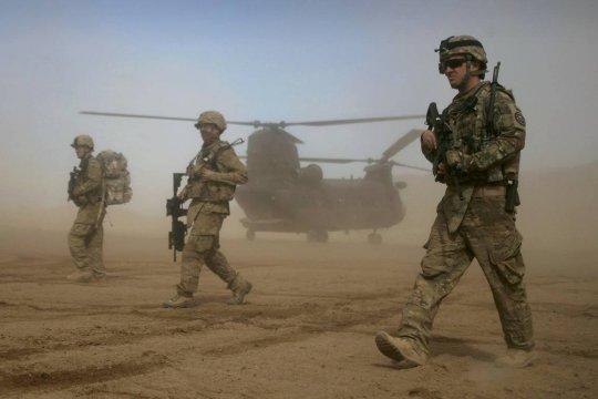 Трамп сообщил о намерении вдвое сократить число американских солдат в Афганистане