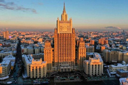 В МИД России следят за планами США по переброске военных в Восточную Европу