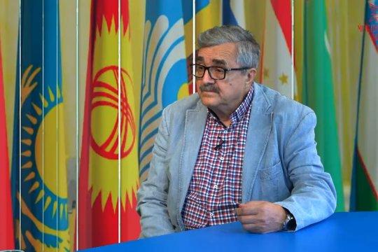 «Визави с миром». Владимир Жарихин: главный пострадавший — белорусский народ