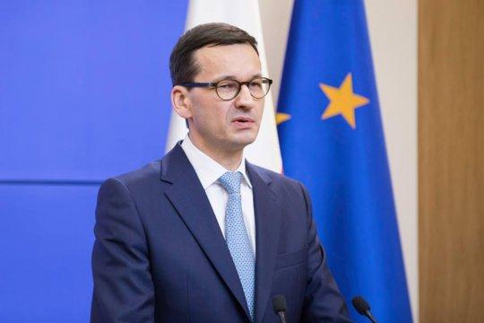 Моравецкий заявил об опасности «Северного потока-2» для Европы