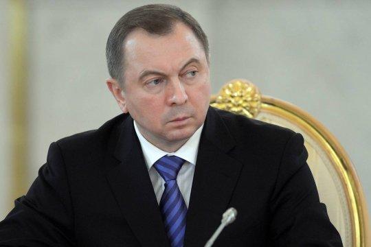 Глава МИД Белоруссии рассказал об угрозах в адрес его семьи