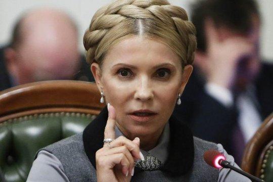 Тимошенко назвала избрание Зеленского президентом «трагической ошибкой»