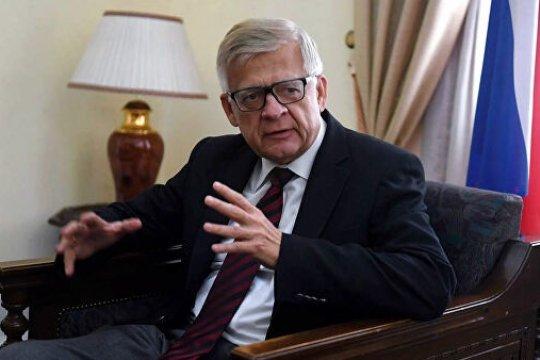 Александр Засыпкин: ущерб от трагедии в Бейруте составит 3-5 млрд. долларов