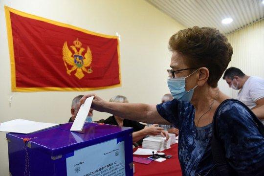 В Госизбиркоме Черногории опубликовали предварительные результаты выборов