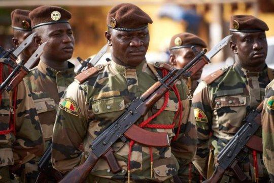 Военные в Мали подняли мятеж