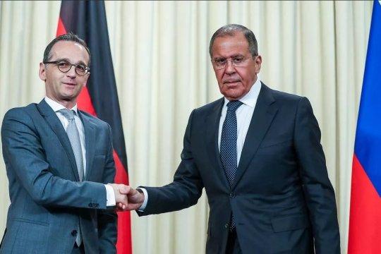 Главы МИД России и ФРГ проведут переговоры 11 августа в Москве