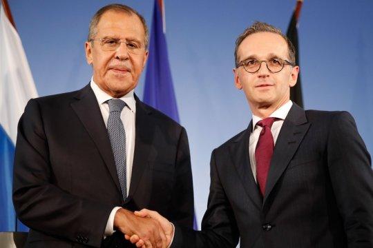 Россия-Германия: об украинском урегулировании и кибератаках