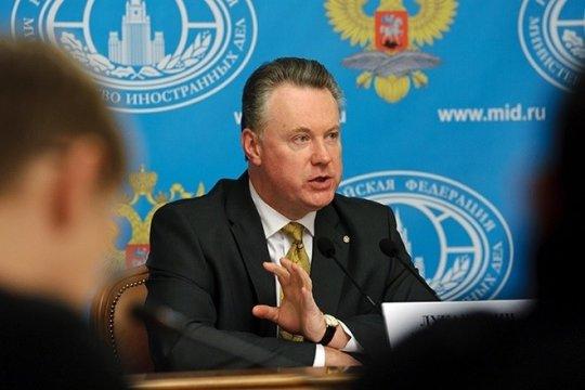 Александр Лукашевич: сейчас ОБСЕ находится не в лучшем состоянии