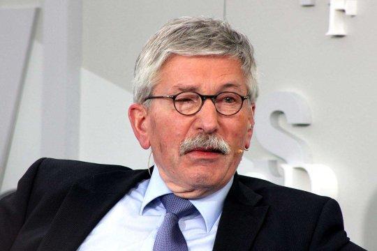 Скандально известный немецкий политик Тило Саррацин исключен из СДПГ